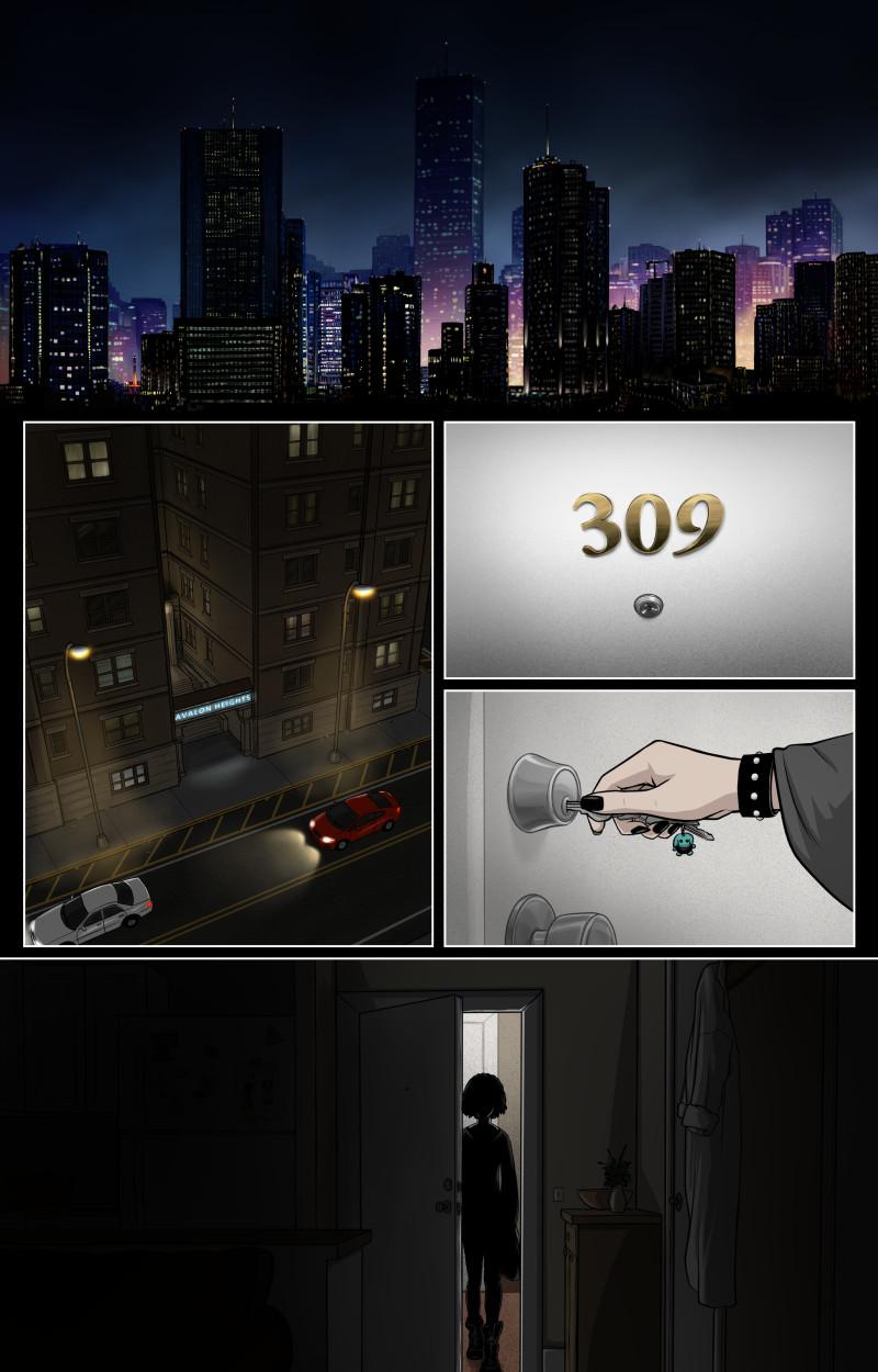 Page 1 - Midnight City